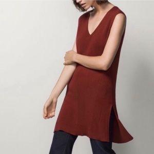 Massimo Dutti Sweater Tunic